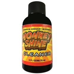 Monkey Shine Cleaning Solution